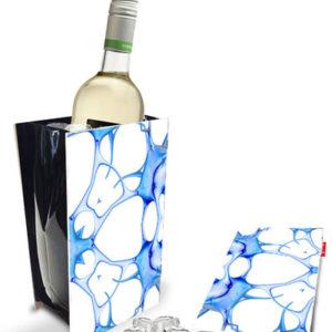 Wijnkoeler Sparkling Blue
