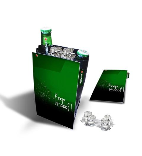 Pasterby Heineken Koeler